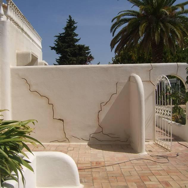 C mo restaurar las grietas de tu casa exc lsior for Renovacion de casas viejas