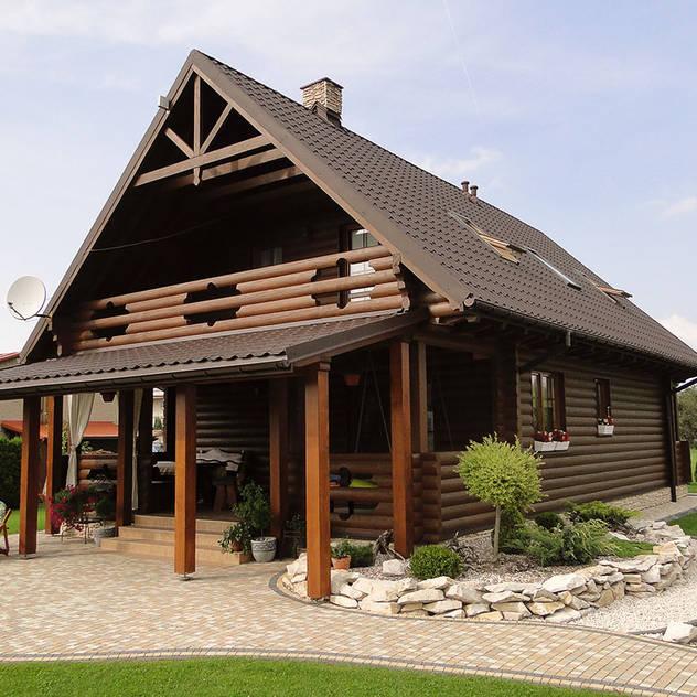 บ้านและที่อยู่อาศัย by BIURO PROJEKTOWE MTM STYL