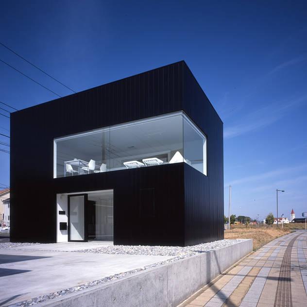 印旛のスタジオ: SHSTTが手掛けた家です。