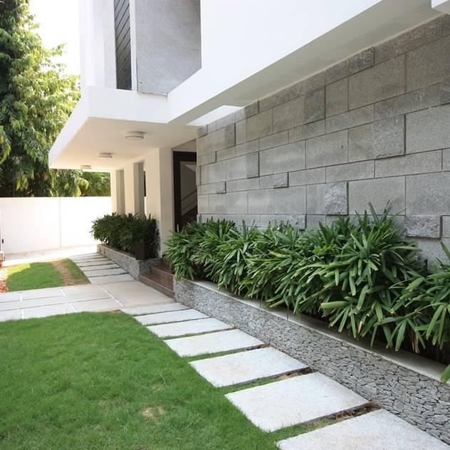 Home Garden Design Ideas India: 8 Maneiras Criativas De Utilizar Pedras Na Sua Casa