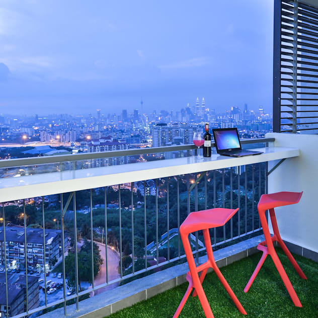Ultramodern Loft | CONDOMINIUM:  Terrace by Design Spirits
