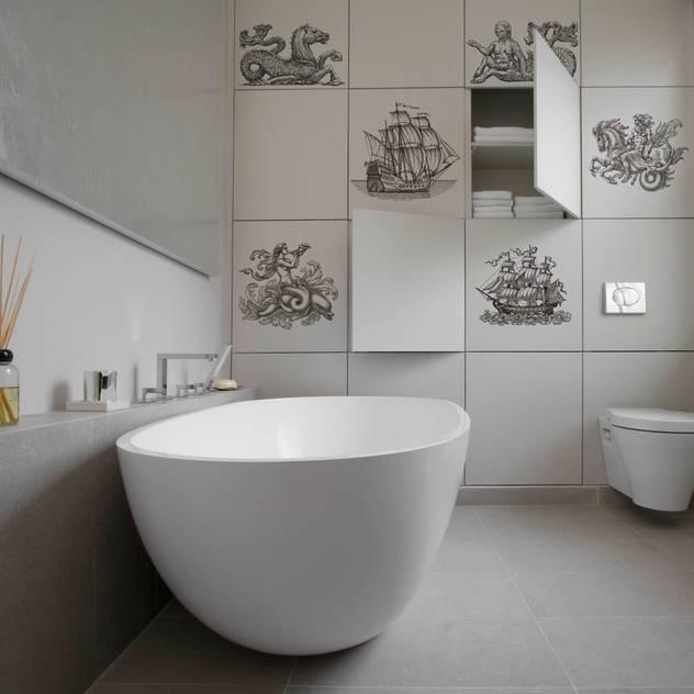 ห้องน้ำ by Pixers