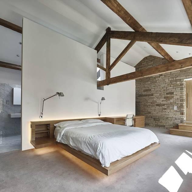 House 141 Phòng ngủ phong cách tối giản bởi Andrew Wallace Architects Tối giản
