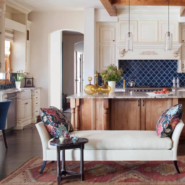 Andrea Schumacher Interiors Kitchen