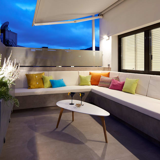 Terrace by Molins Interiors