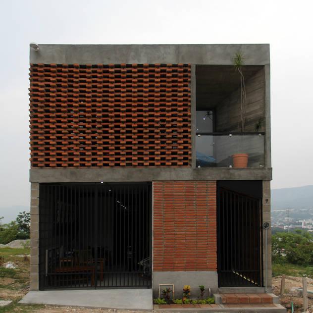 Cinco casas mexicanas hechas con materiales econ micos - Materiales de construccion baratos ...