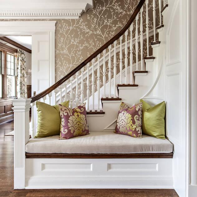 Hành lang, sảnh & cầu thang phong cách hiện đại bởi Clean Design Hiện đại