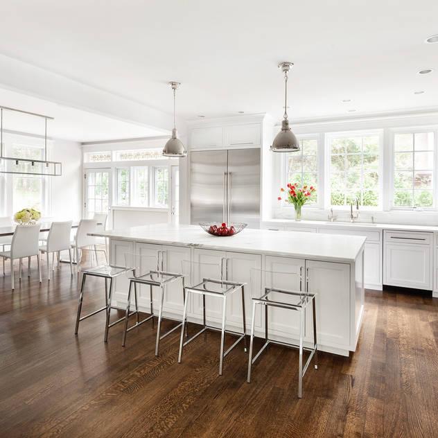 Nhà bếp phong cách hiện đại bởi Clean Design Hiện đại