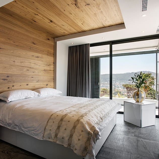 Exner Penthouse 2MD Exclusive Italian Design Modern style bedroom