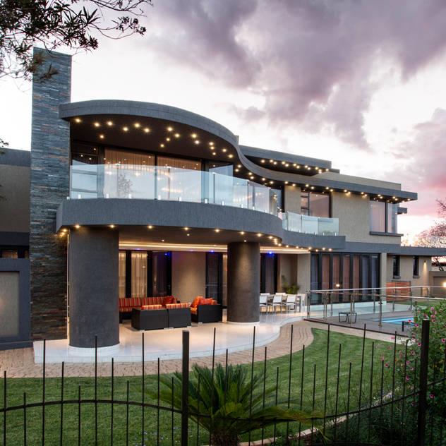 Residence Harris FRANCOIS MARAIS ARCHITECTS Modern houses