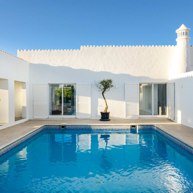 Casa Minha Nhà phong cách tối giản bởi studioarte Tối giản