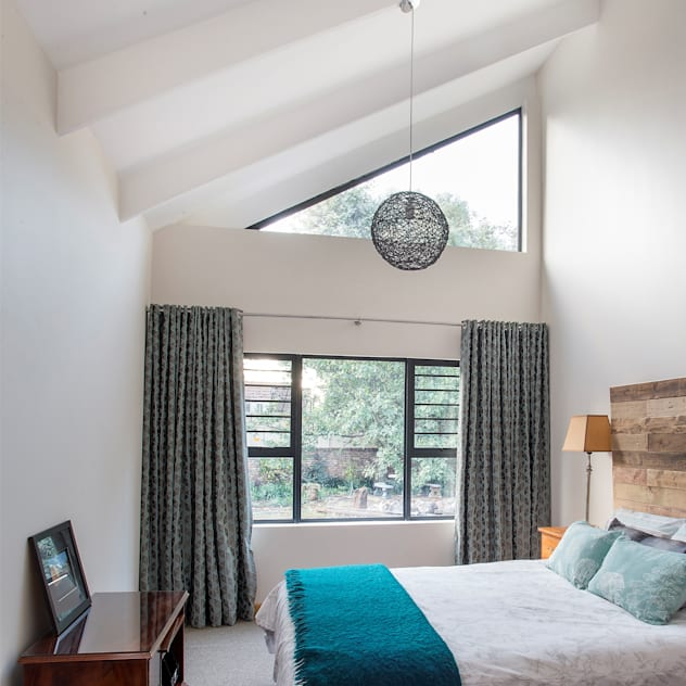 Bedforview Alterations FRANCOIS MARAIS ARCHITECTS Modern style bedroom