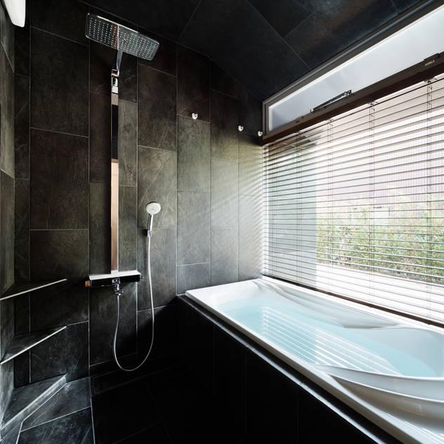 ห้องน้ำ by 松島潤平建築設計事務所 / JP architects