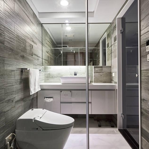 modern Bathroom by 青瓷設計工程有限公司