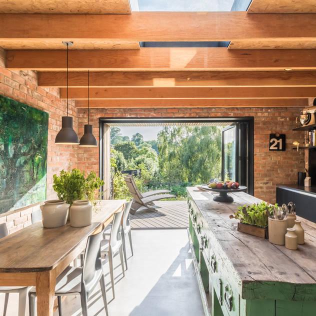 rustic Kitchen by design storey