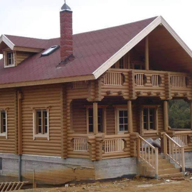 selin tomruk evleri – ahşap ev: klasik tarz tarz Evler