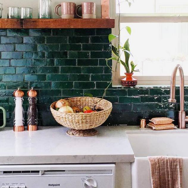 Evinin Ustası – Bu Benim Tarzım Diyebilcekmisiniz Hadi Bakalım: tropikal tarz tarz Mutfak