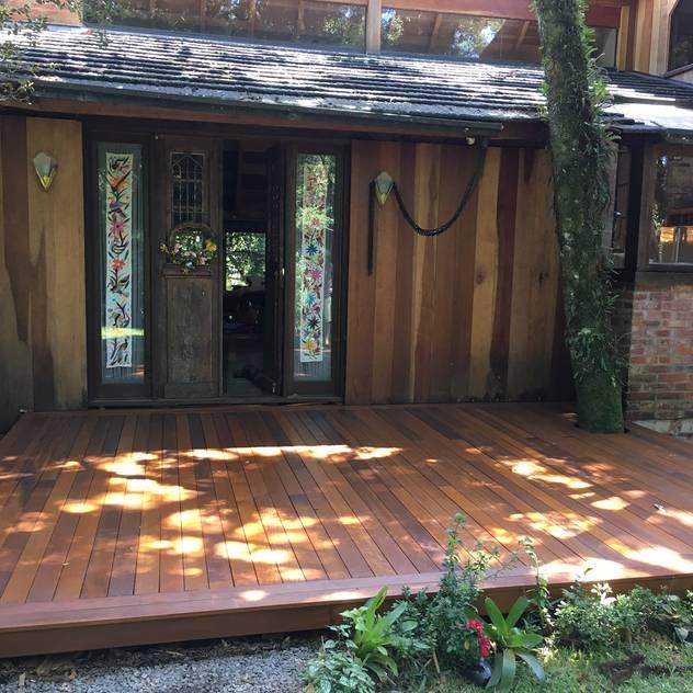 Patios by Recyklare Projetos de Arquitetura , Restauro & Conservação