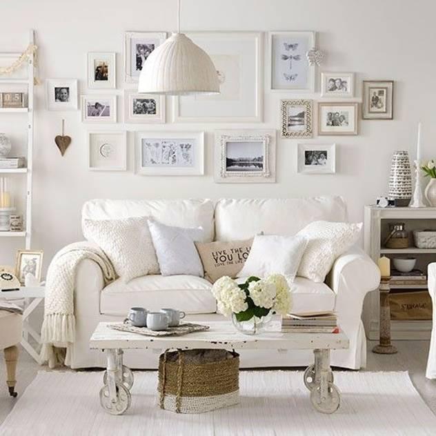 Evinin Ustası – 100 TL' den Az Bütçe ile Ev Dekorasyonu: akdeniz tarzı tarz Oturma Odası