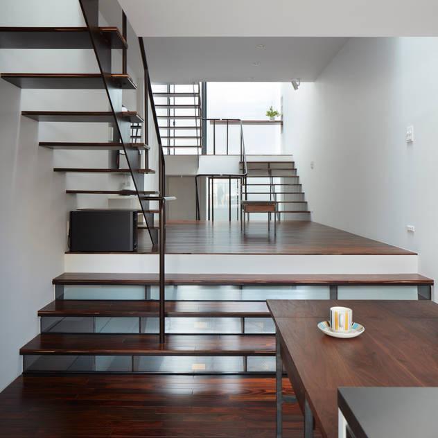 南田辺の家 / House in Minami-tanabe: 藤原・室 建築設計事務所が手掛けたダイニングです。