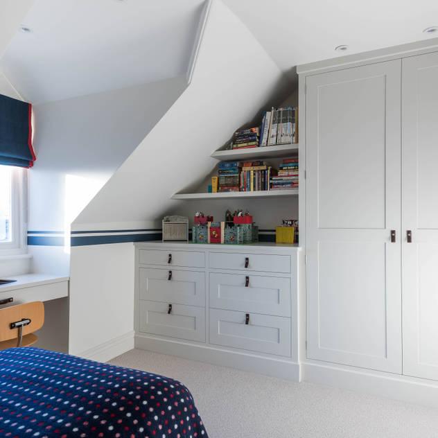 Dorlcote Road, Wandsworth Grand Design London Ltd Modern style bedroom