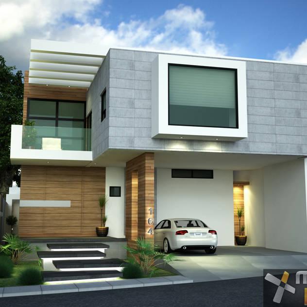 Fachadas para que te inspires a dise ar tu casa for Fachada de la casa clasica