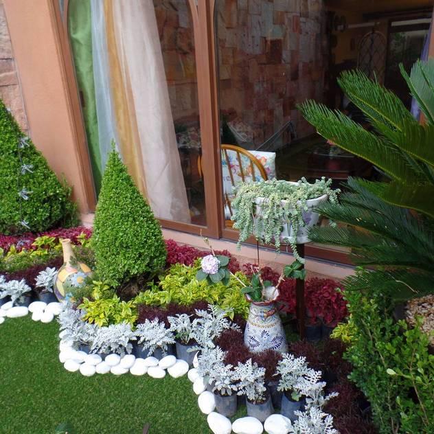 Jardines con piedra que te van a encantar - Como decorar jardines con piedras ...