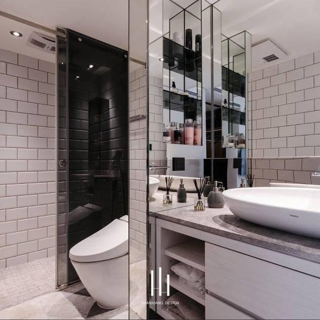 ห้องน้ำ by 山巷室內設計