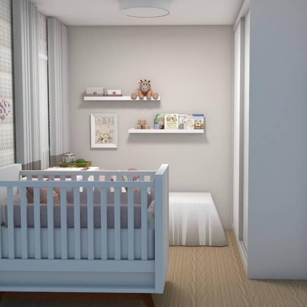Phòng ngủ phong cách kinh điển bởi ML Designer de Interiores Kinh điển