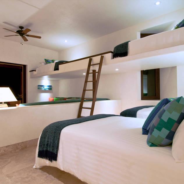 ห้องนอนเด็ก by foto de arquitectura