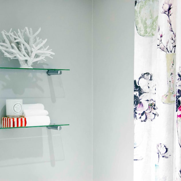 Burton Ave House Couture Interior Design Studio Classic style bathroom