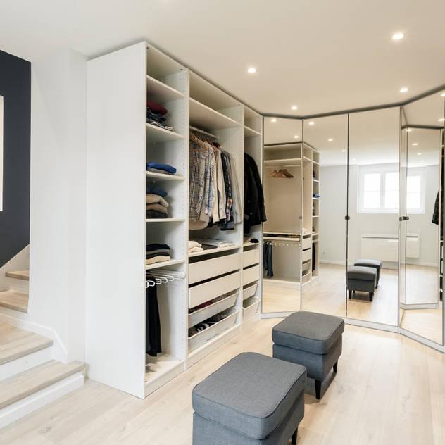 Closets modernos por MadaM Architecture