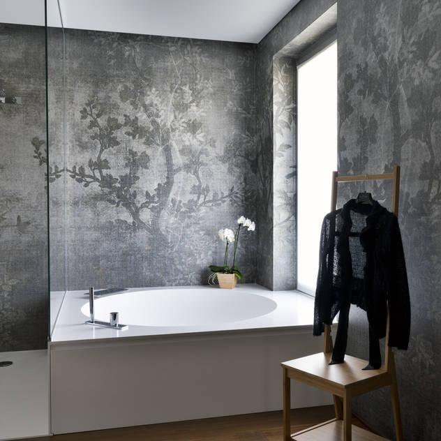 CN Arredamento Design Srl Phòng tắm phong cách hiện đại