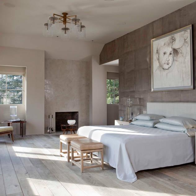 Plunkett Place Modern Bedroom by andretchelistcheffarchitects Modern