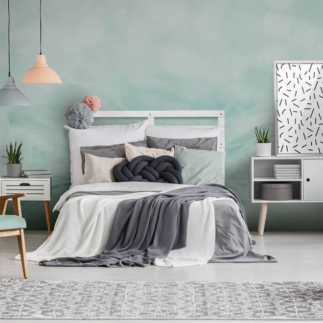 Pixers: iskandinav tarz tarz Yatak Odası