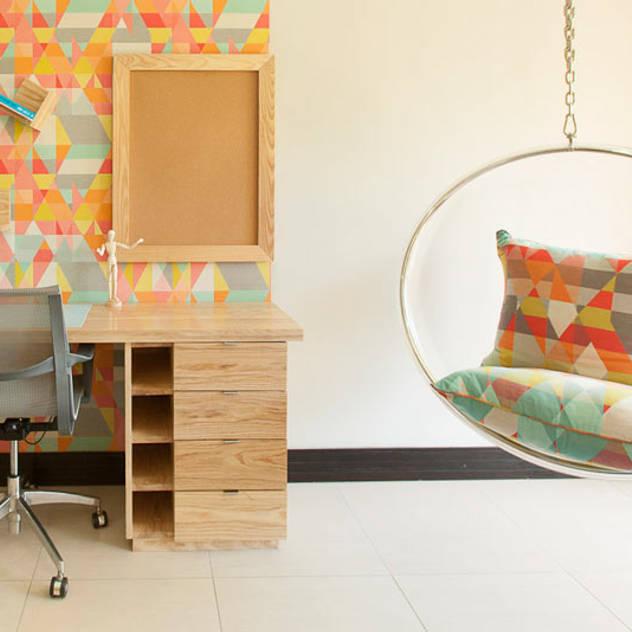 House Ramchurran Redesign Interiors Modern style bedroom