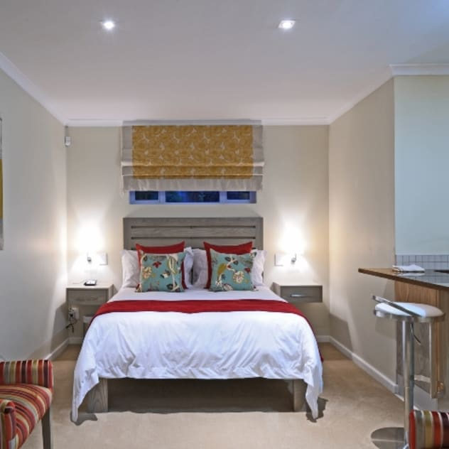 Renovations to Gardenview Guest House The Matrix Urban Designers and Architects Modern style bedroom