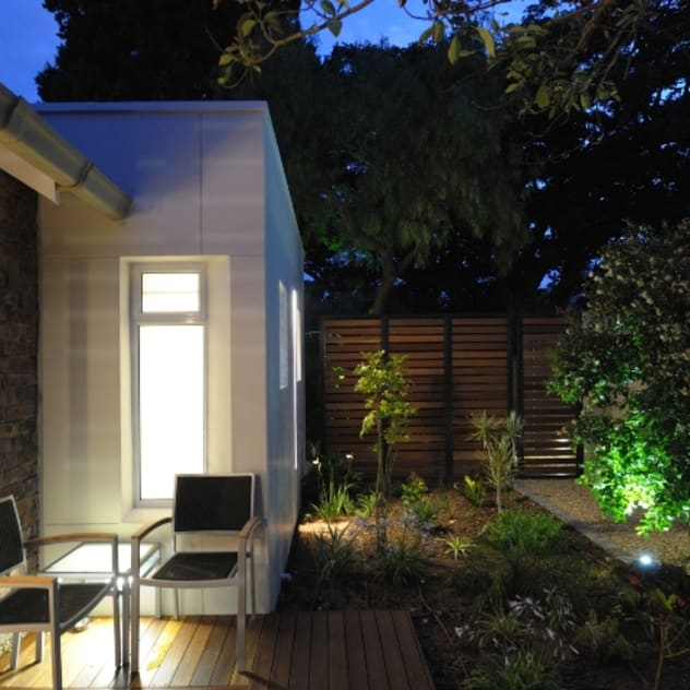 Renovations to Gardenview Guest House The Matrix Urban Designers and Architects Modern Garden