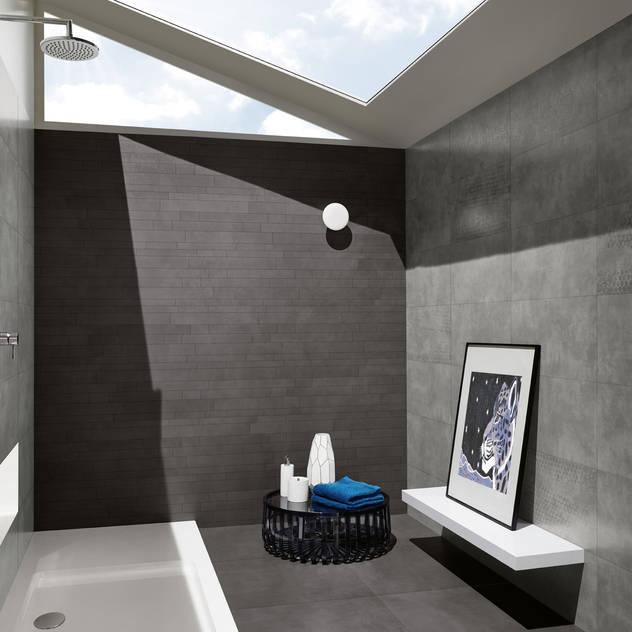 Place Phòng tắm bởi Love Tiles Công nghiệp