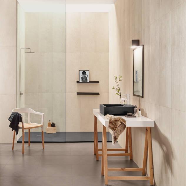 Urban Phòng tắm bởi Love Tiles Công nghiệp