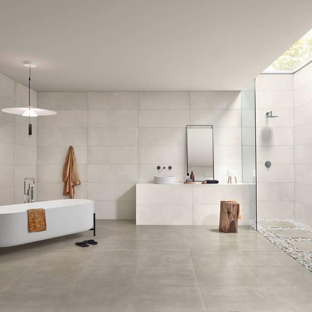 Core Phòng tắm bởi Love Tiles Công nghiệp