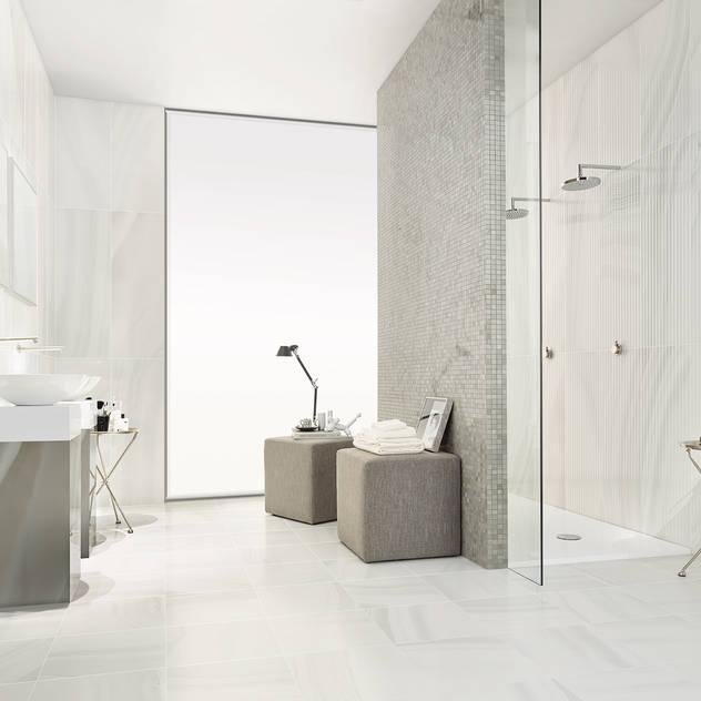 Charm Phòng tắm bởi Love Tiles Công nghiệp