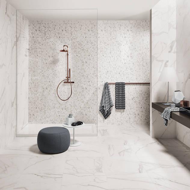 Precious Phòng tắm bởi Love Tiles Công nghiệp