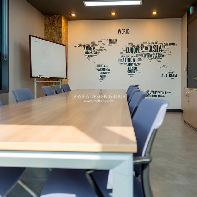 인천 이앤씨 오피스: 제시카디자인그룹 의  회사