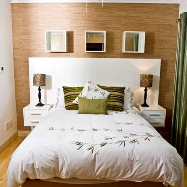 House Habana AB DESIGN Modern style bedroom