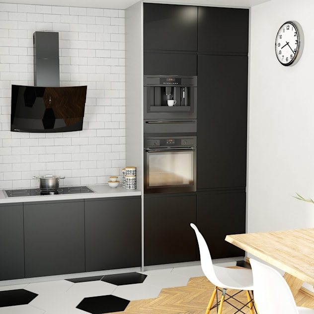 Cucina moderna di GLOBALO MAX Moderno