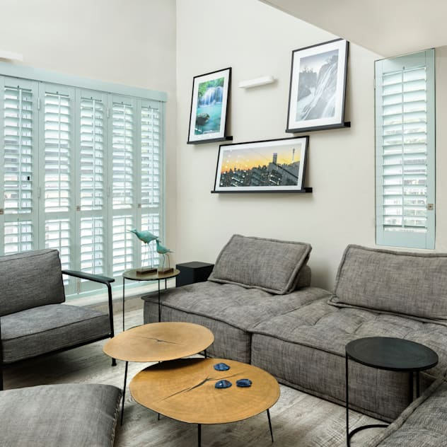 Sitting Area Deborah Garth Interior Design International (Pty)Ltd Modern living room