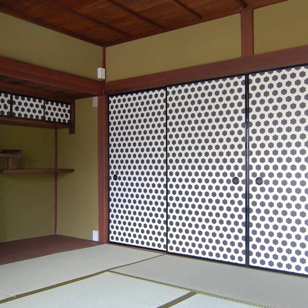 ISHIBIKI MACHIYA(Kanazawa): WhOが手掛けた壁です。