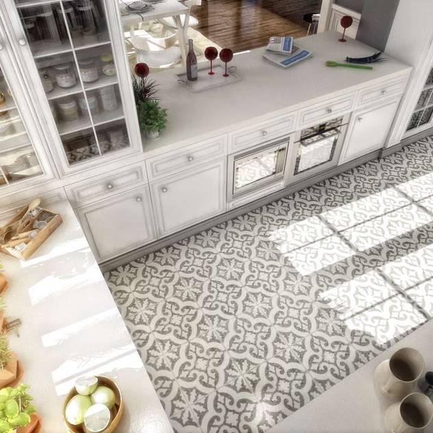 Yunus Emre | Interior Design Cucina moderna di VERO CONCEPT MİMARLIK Moderno
