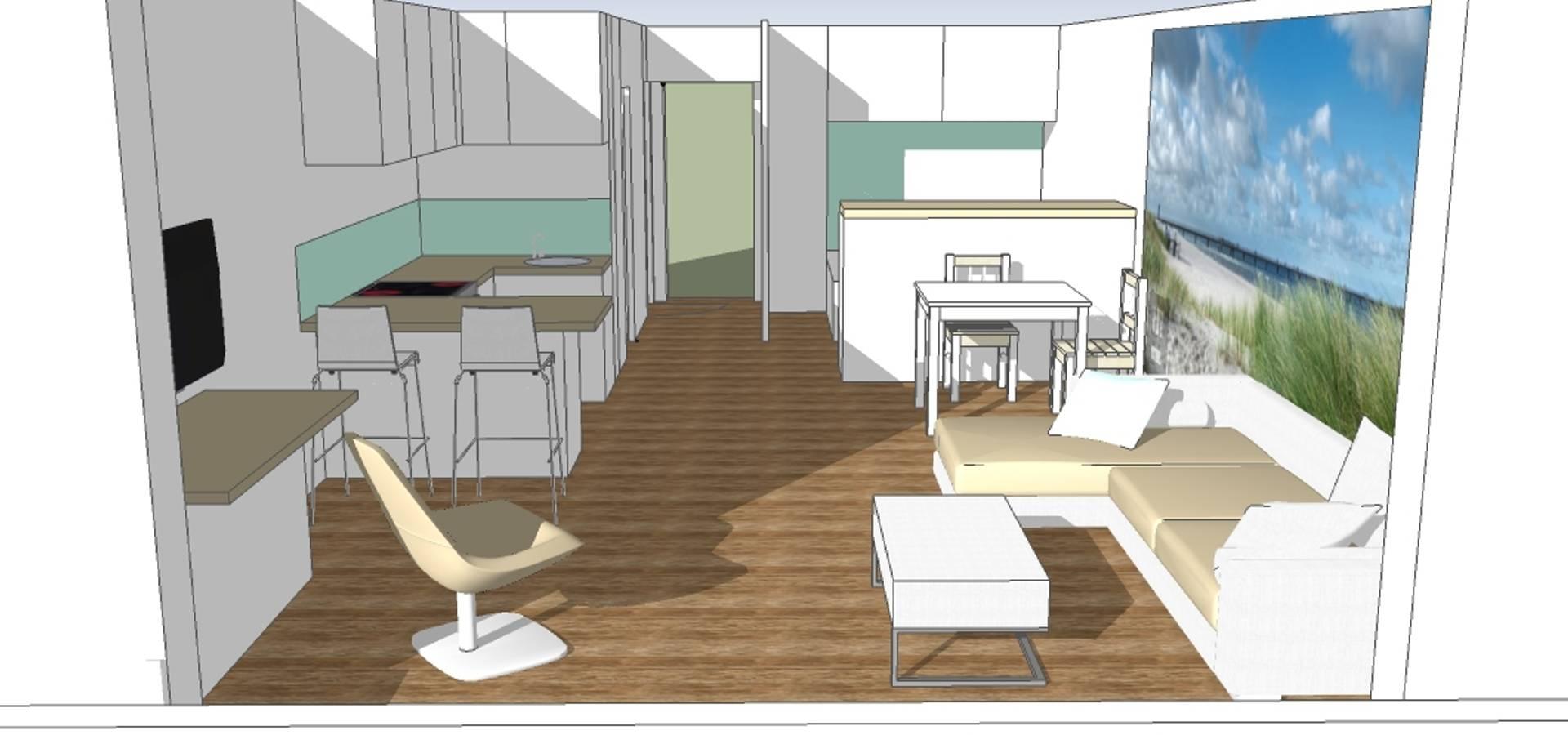 ferienwohnung an der ostsee de raumplanung online homify. Black Bedroom Furniture Sets. Home Design Ideas